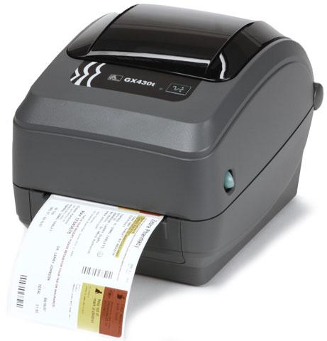 Tiskárny štítků a etiket