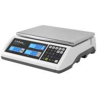 Váha obchodní CAS ER-PLUS 15kg - bez nožky