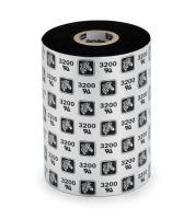 TTR barvící páska ZEBRA 5095 110mm x 74m, pryskyřice, černá