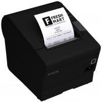 EPSON TM-T88V,termální,řezačka,USB,zdroj,černá