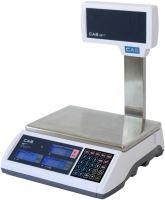 Váha obchodní CAS ER-PLUS 15kg s nožkou
