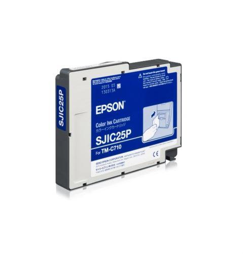 Epson SJIC25P cartridge pro TM-C710