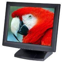 "Dotykový panel 17"" V-TOUCH 17 TB, VGA, DVI, RS-232 (-IN), RJ-45, USB hub, naklápění 0-90°"