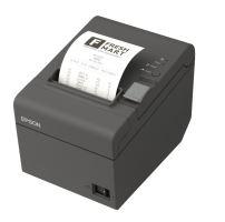 EPSON pokl.termo TM-T20, tmavá, Ethernet, zdroj
