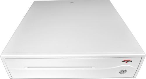 Pokladní zásuvka C420B-RJ10P10C, bez kabelu, bílá