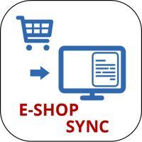 Instalace smart modul E-SHOP SYNC