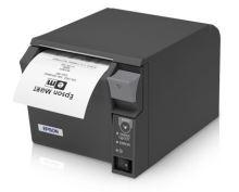 EPSON pokl.termo TM-T70II,tmavá,USB,zdroj