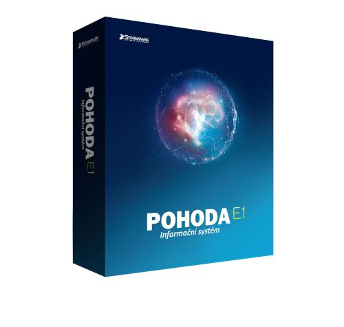 POHODA 2019 E1 Komplet NET3