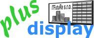 plusDisplay - snadná prezentace dat