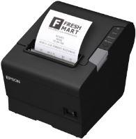 EPSON pokl.TM-T88VI,černá, RS232, USB, Ethernet,zdroj,buzzer, kabel
